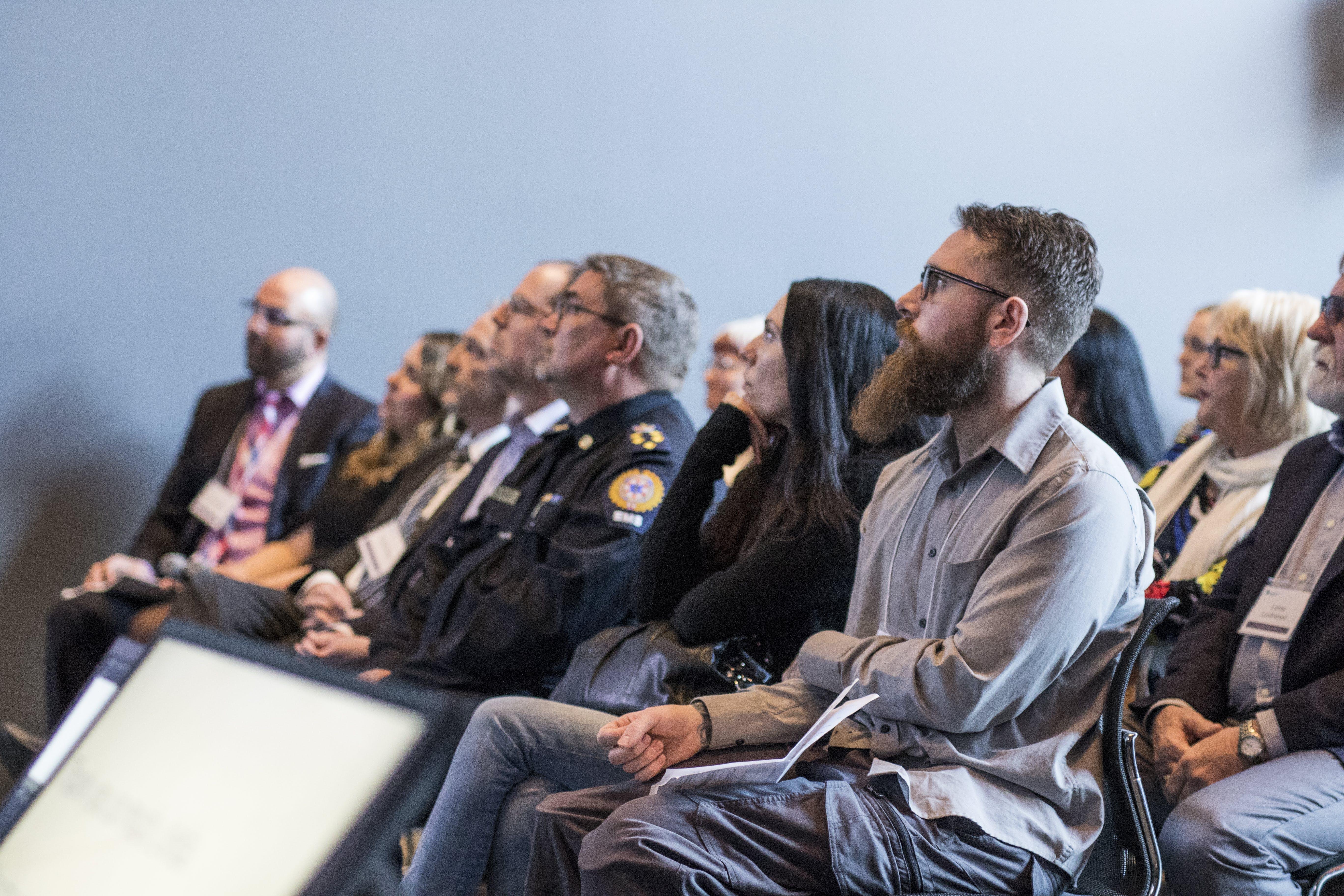 A Conversation with Yiu - Edmonton Event