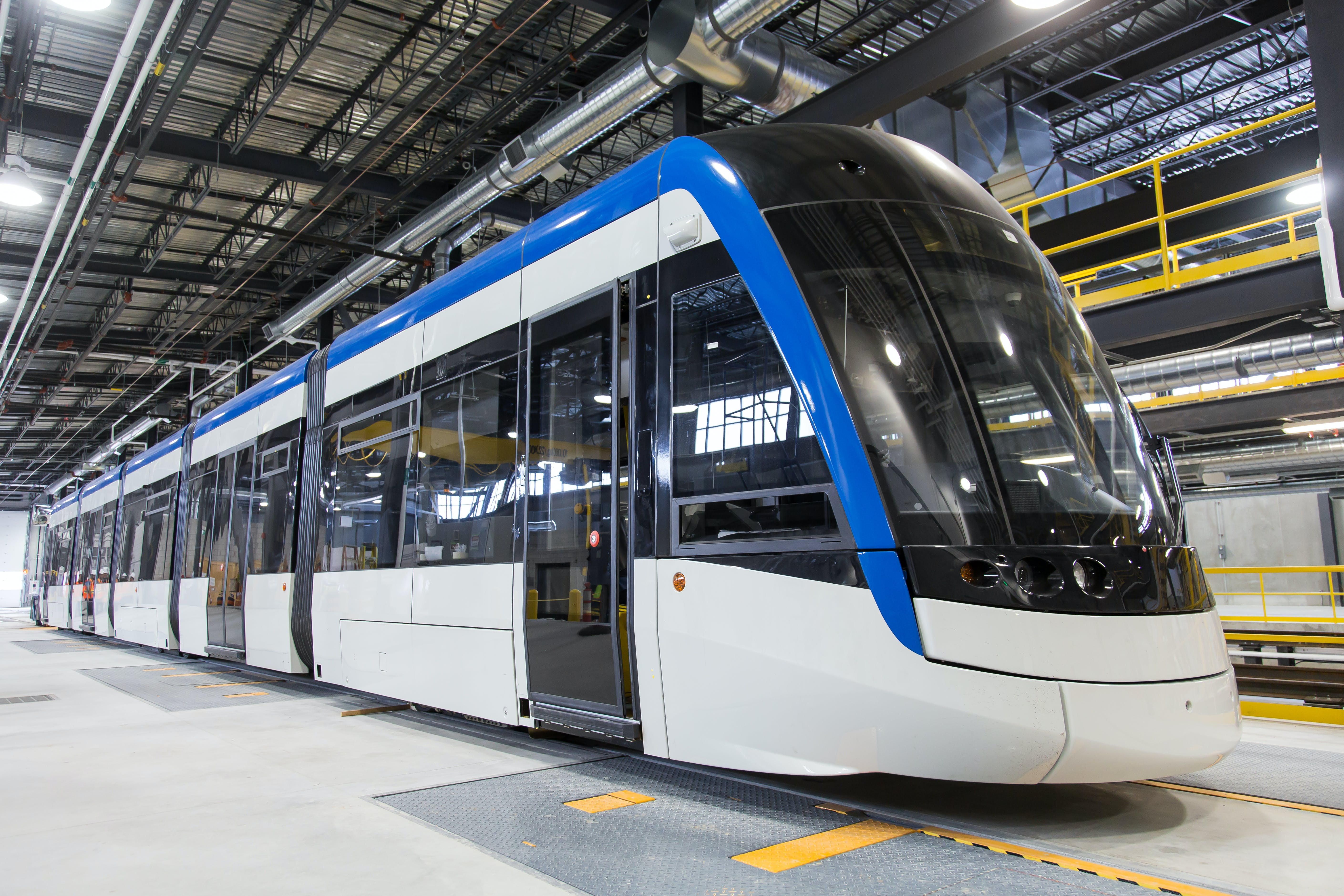 ION Light Rapid transit
