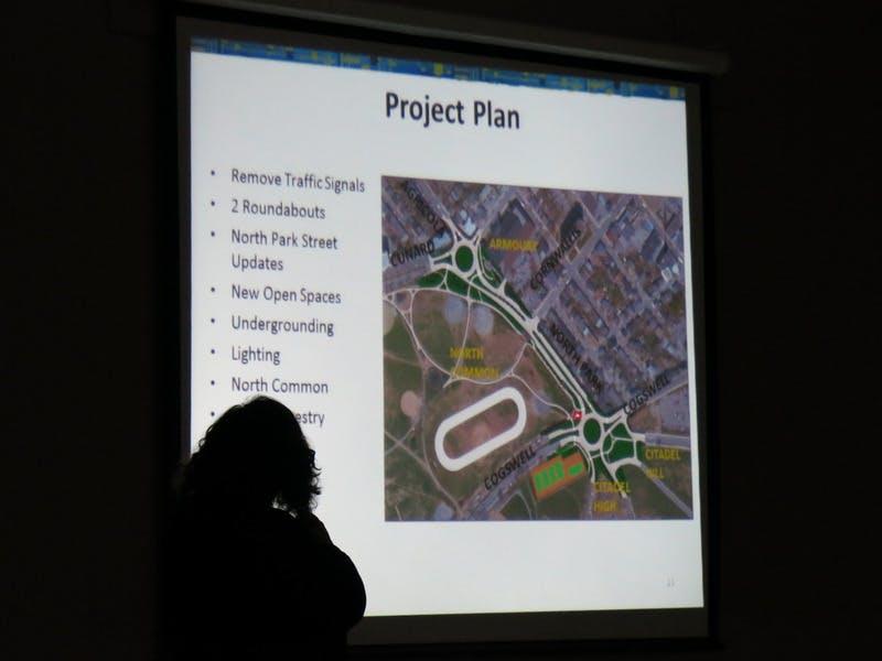 Community Engagement, Feb 6 2014.