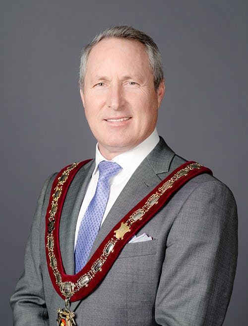 Mayor Shaun Collier