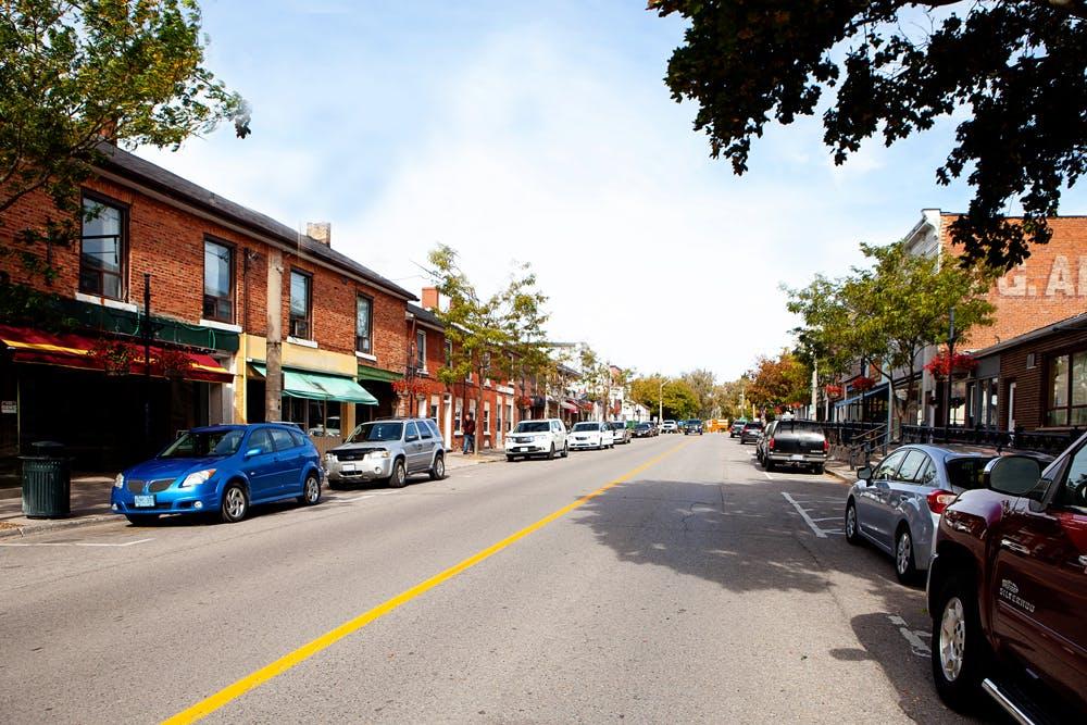 Downtown Orono