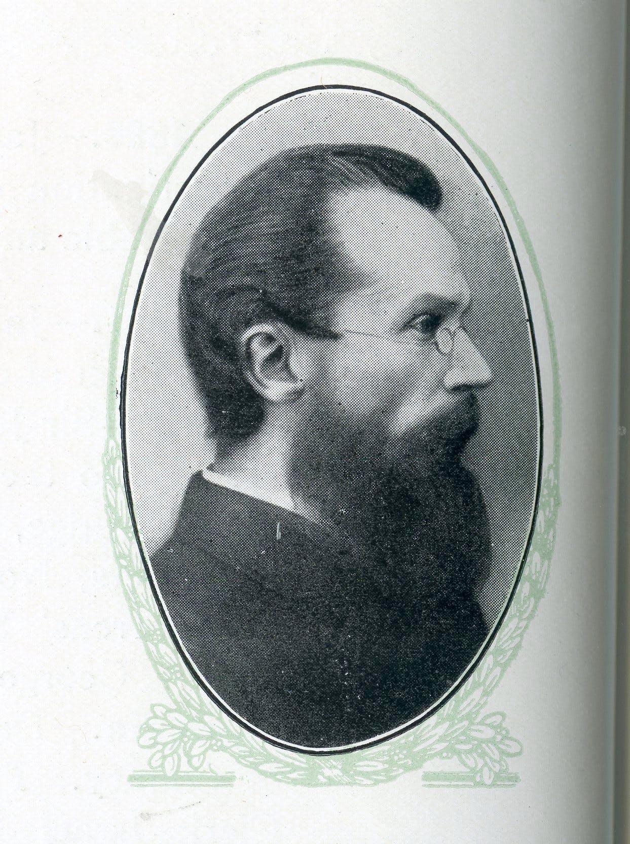 William Jaffray - 1870