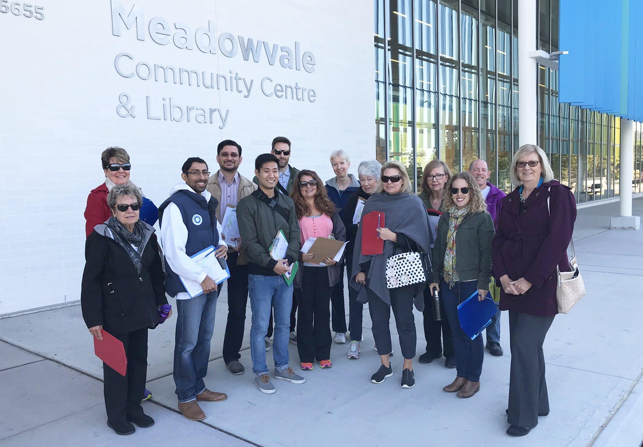 Meadowvale Walking Audit