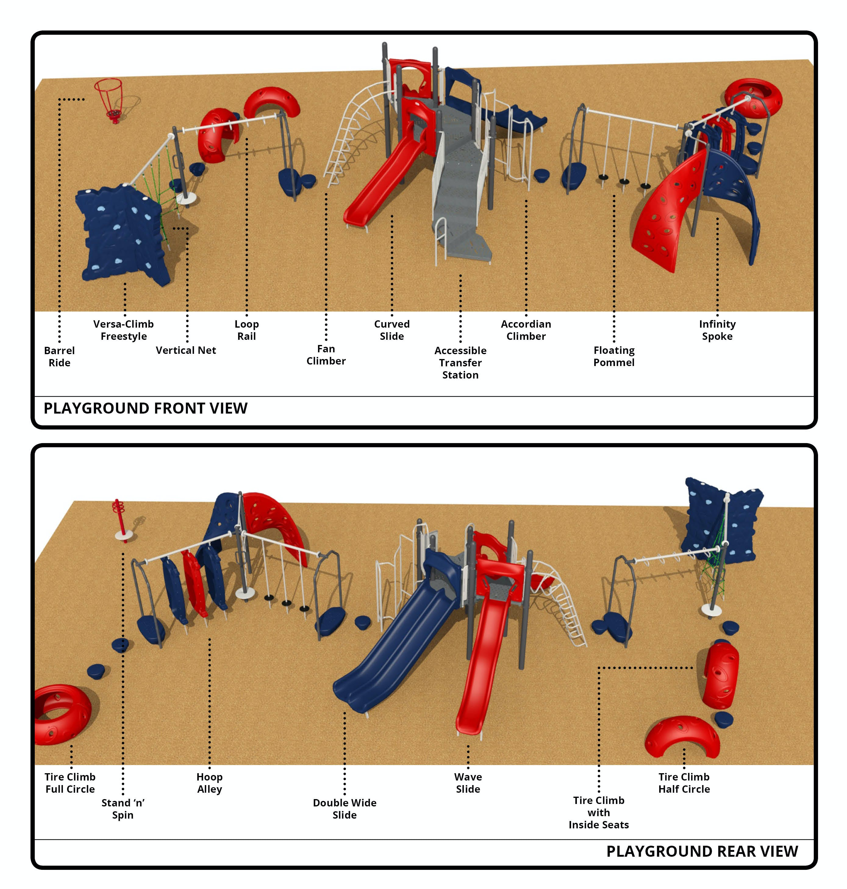 Final Playground Features