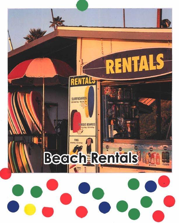 Beach Rentals - 21 Votes