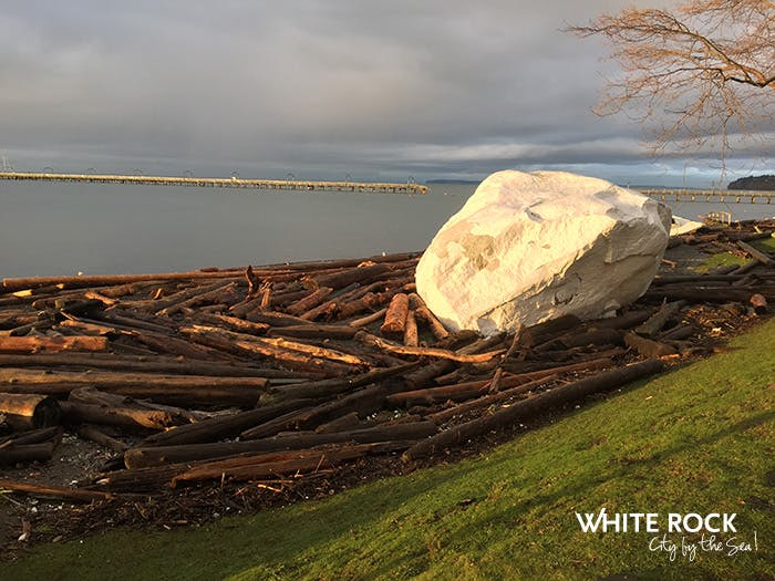 West Beach - White Rock - before