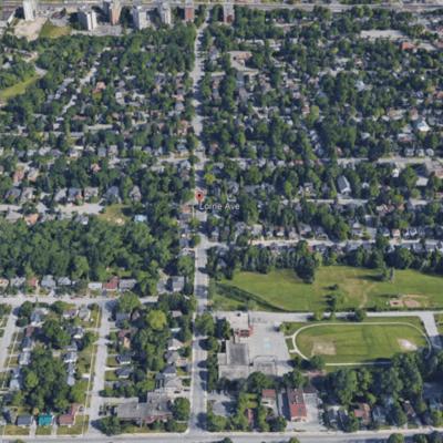 Lorne Avenue Reconstruction Project