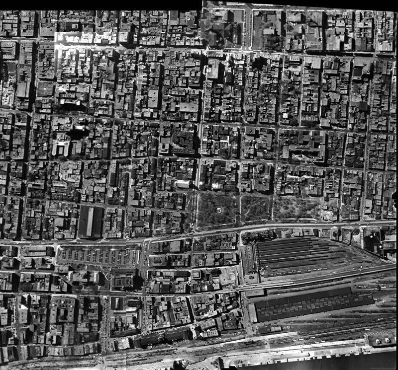 Le quartier en 1947 - Ville de Montréal