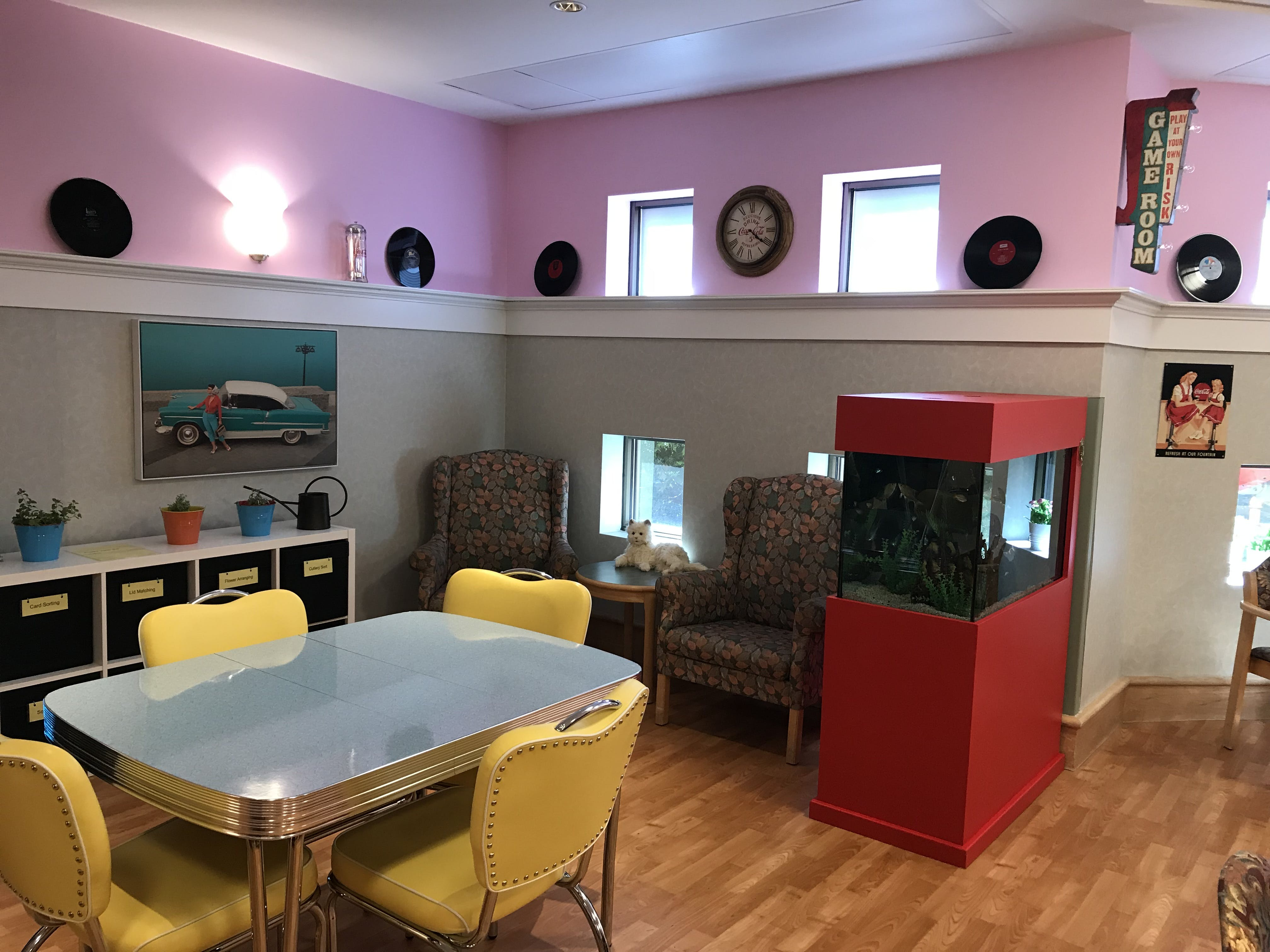 Buttonworks Home Area Dining Room