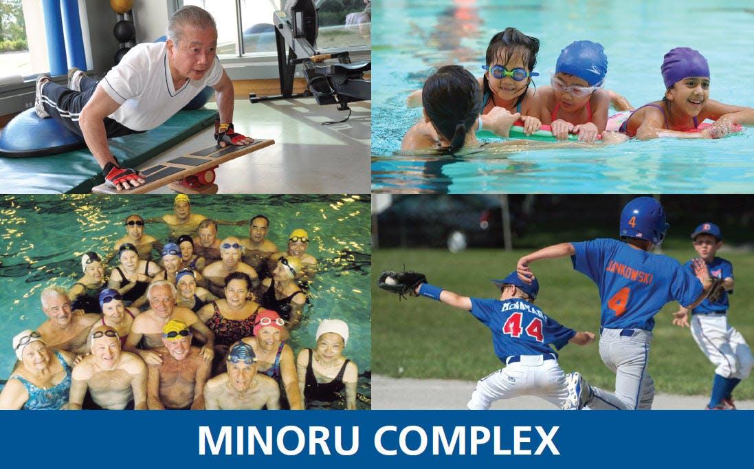 Minoru Complex