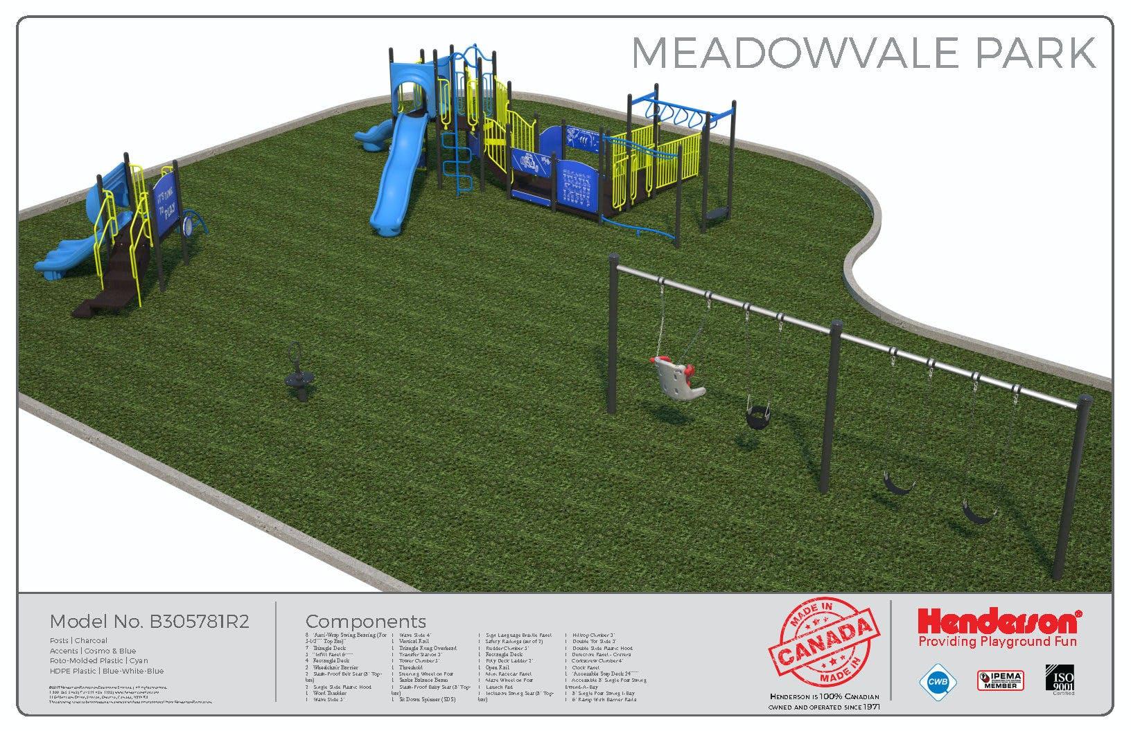 Meadowvale Park Playground