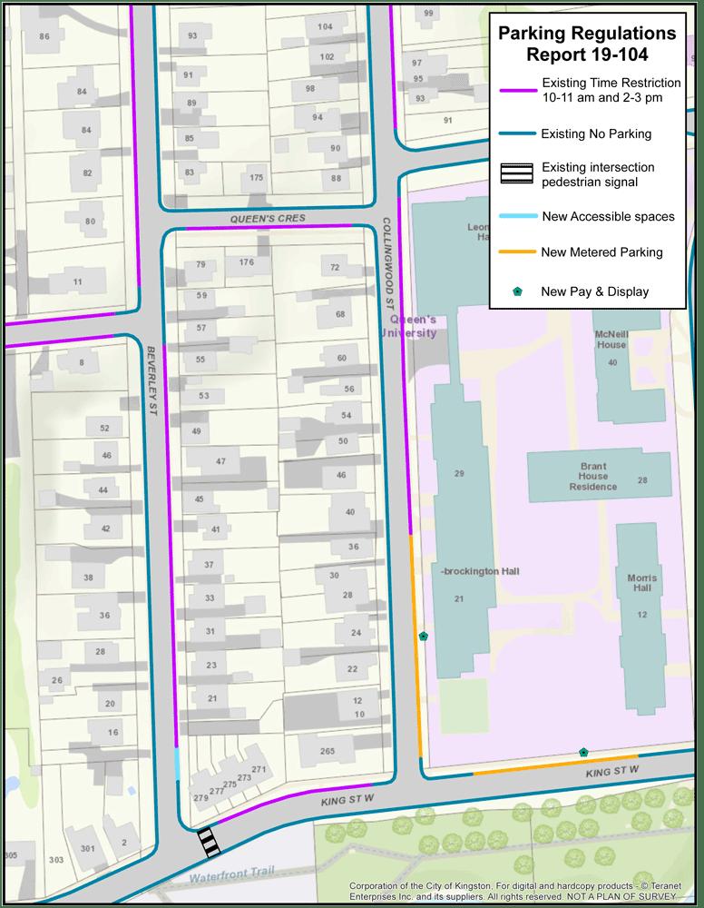 Breakwater Park Accessible Parking
