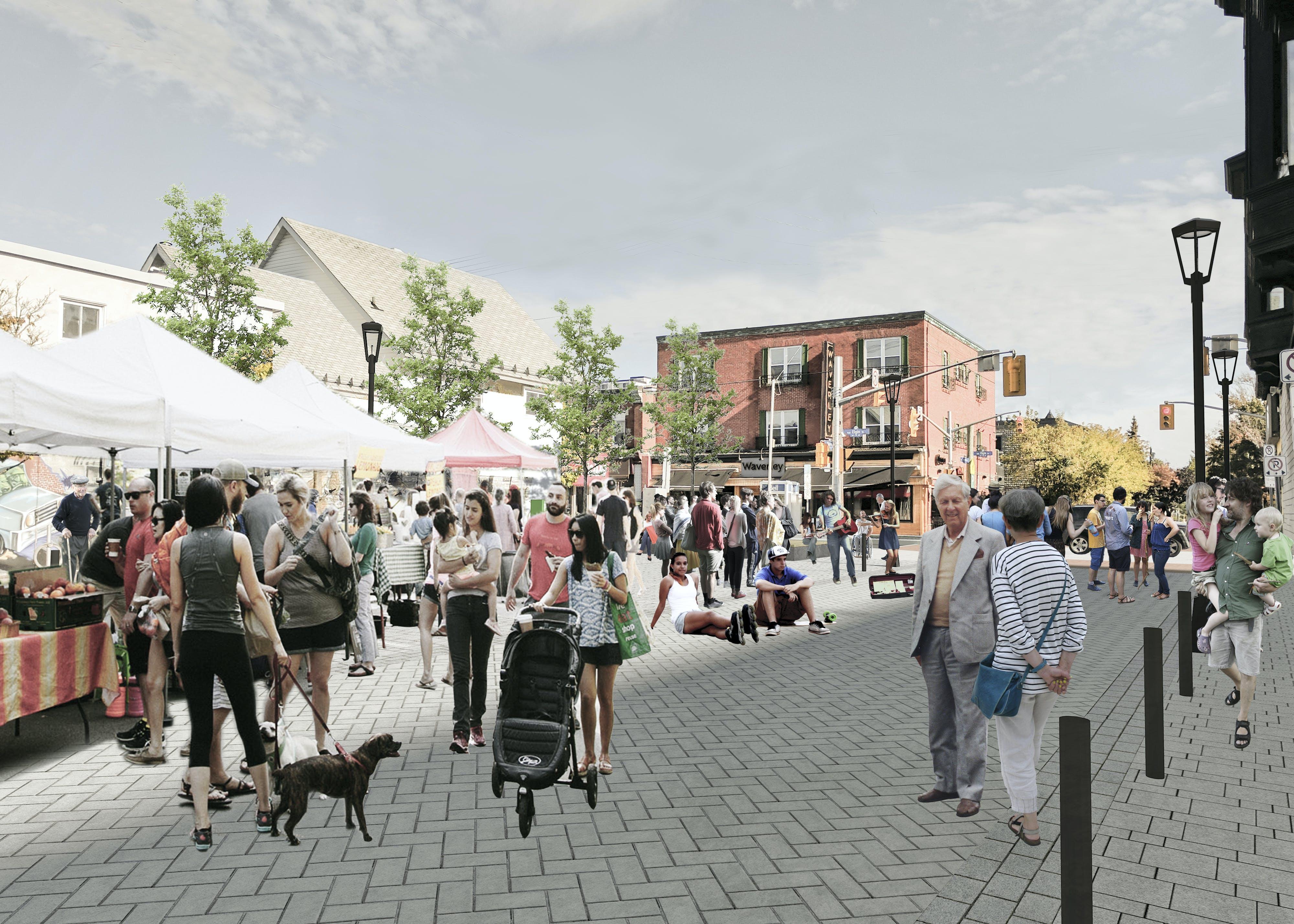 Waverley Plaza - Public Meeting