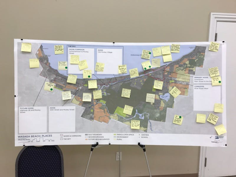 Feedback from Open House consultation