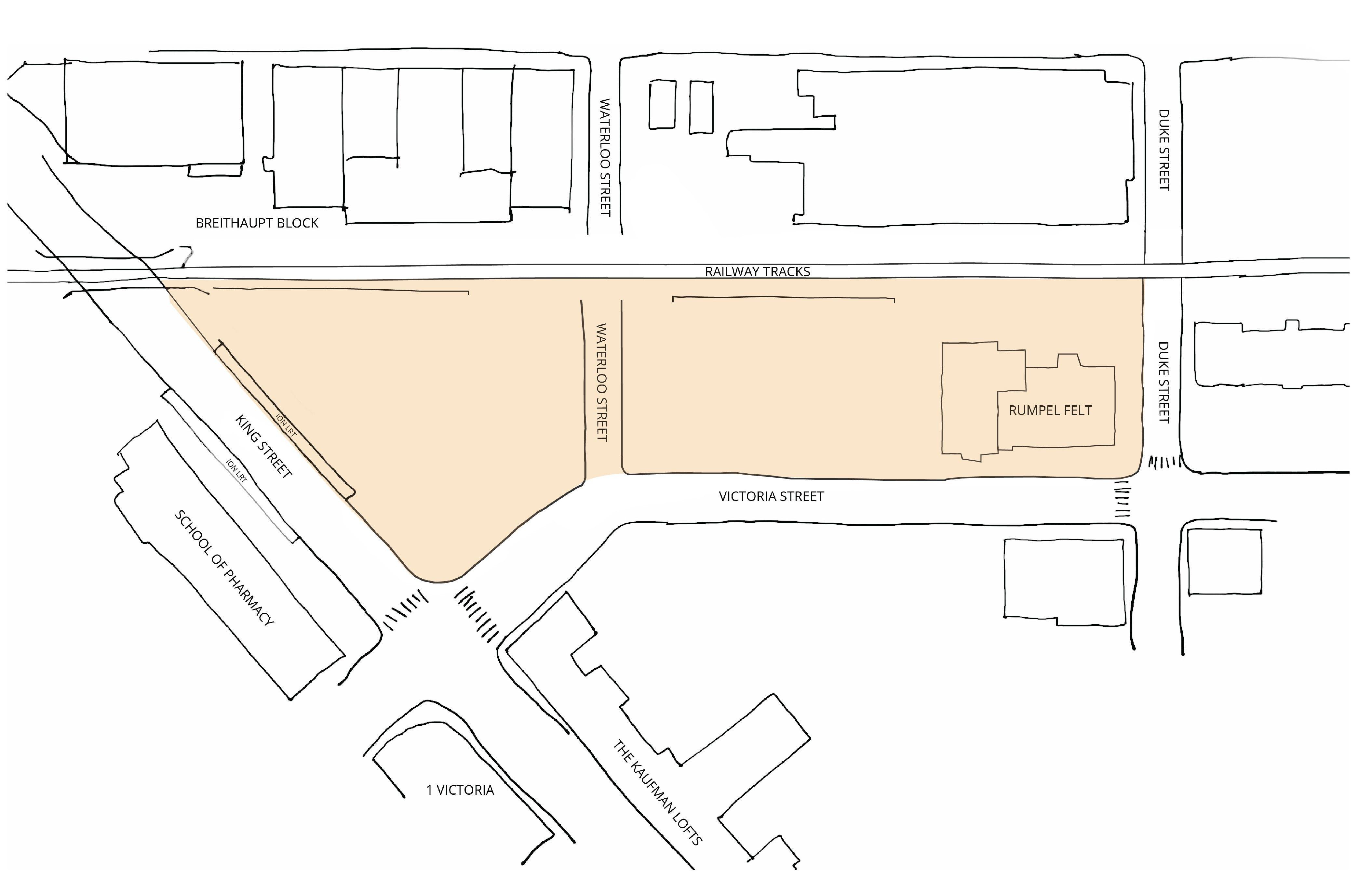 King Victoria Transit Hub Site
