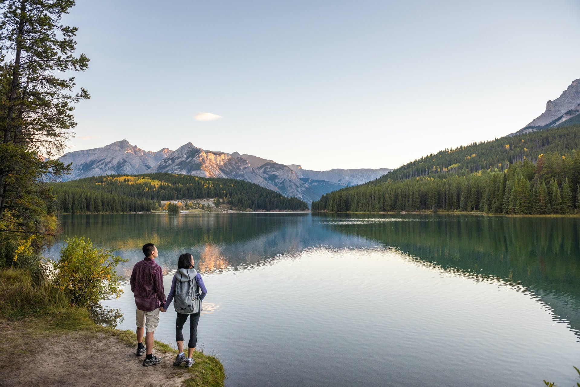 Two Jack Lake Campground