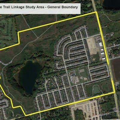 Mac Leod Estate Study Area Map