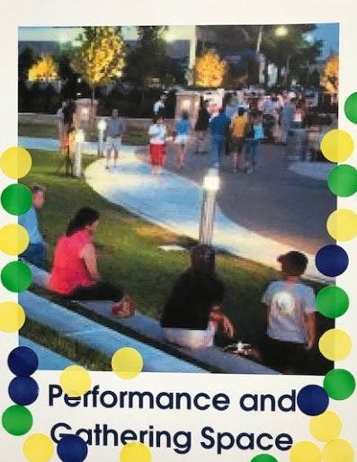 Performance & Gathering Space