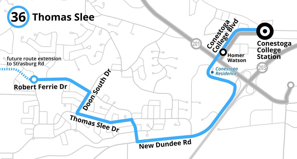 Route 36 Thomas Slee