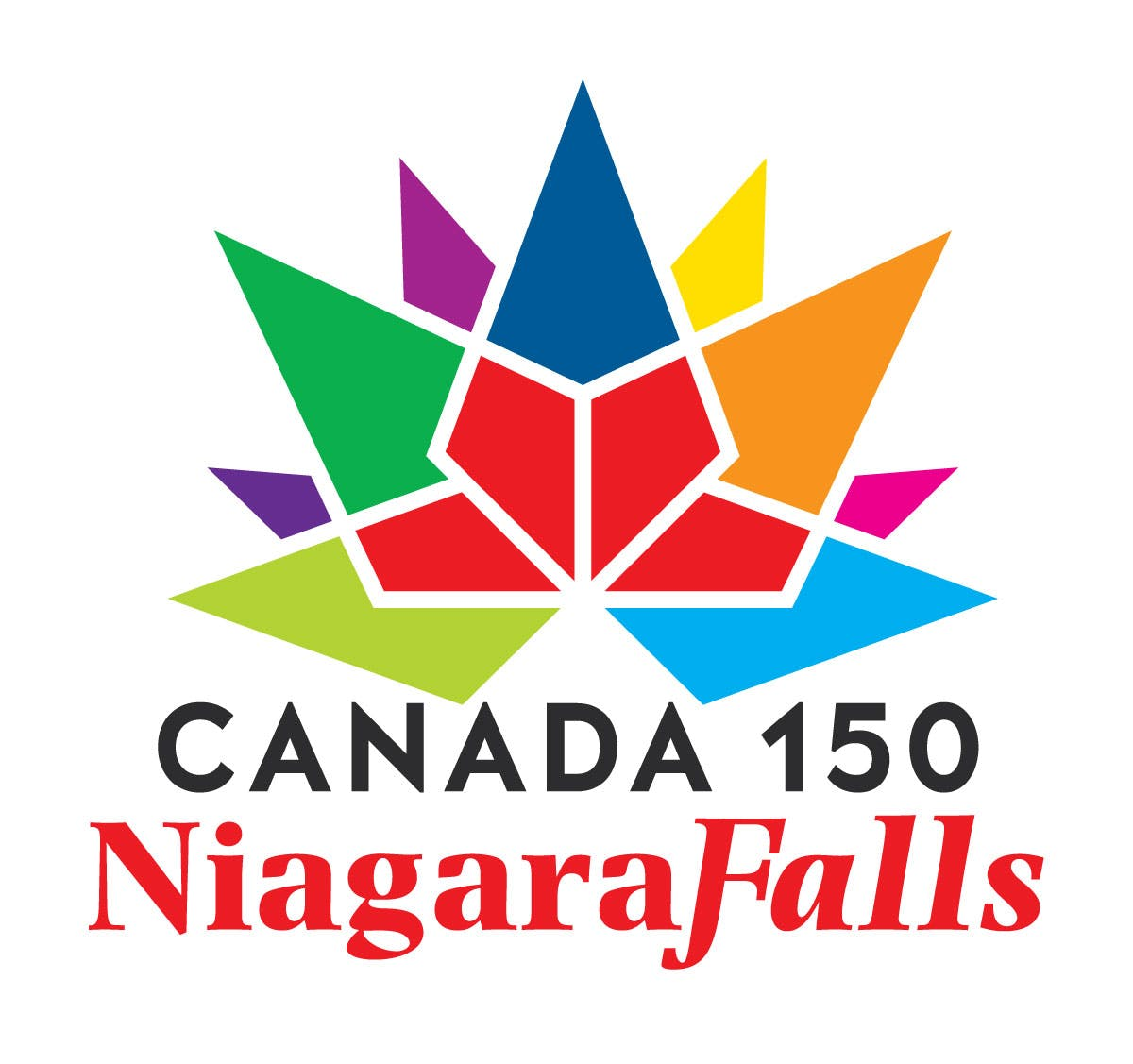 Canada 150 Niagara Falls