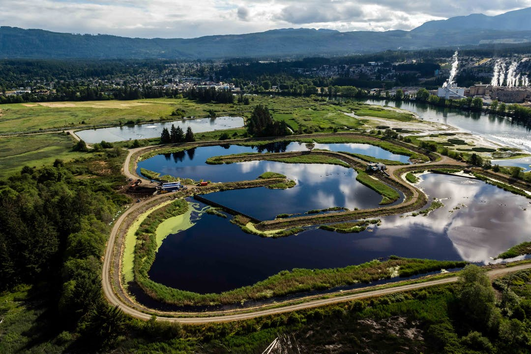 Port Alberni Wastewater Treatment Plant Upgrades | Let's Connect