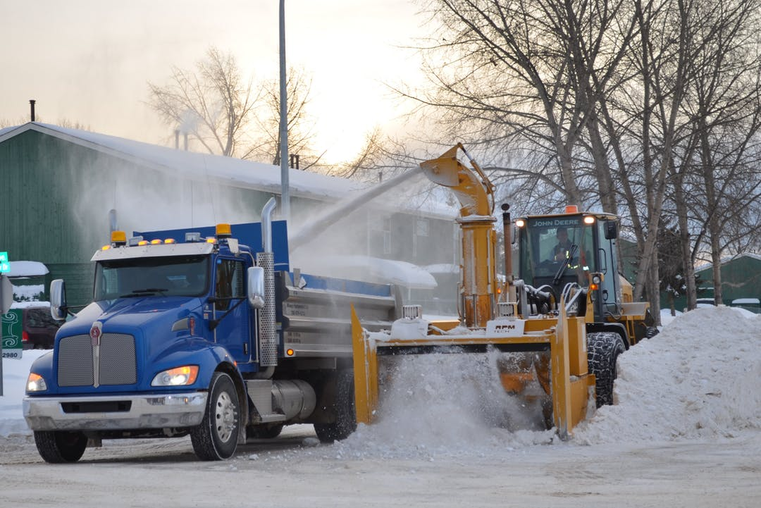 Snow removal 0091