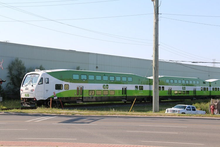 Go train small