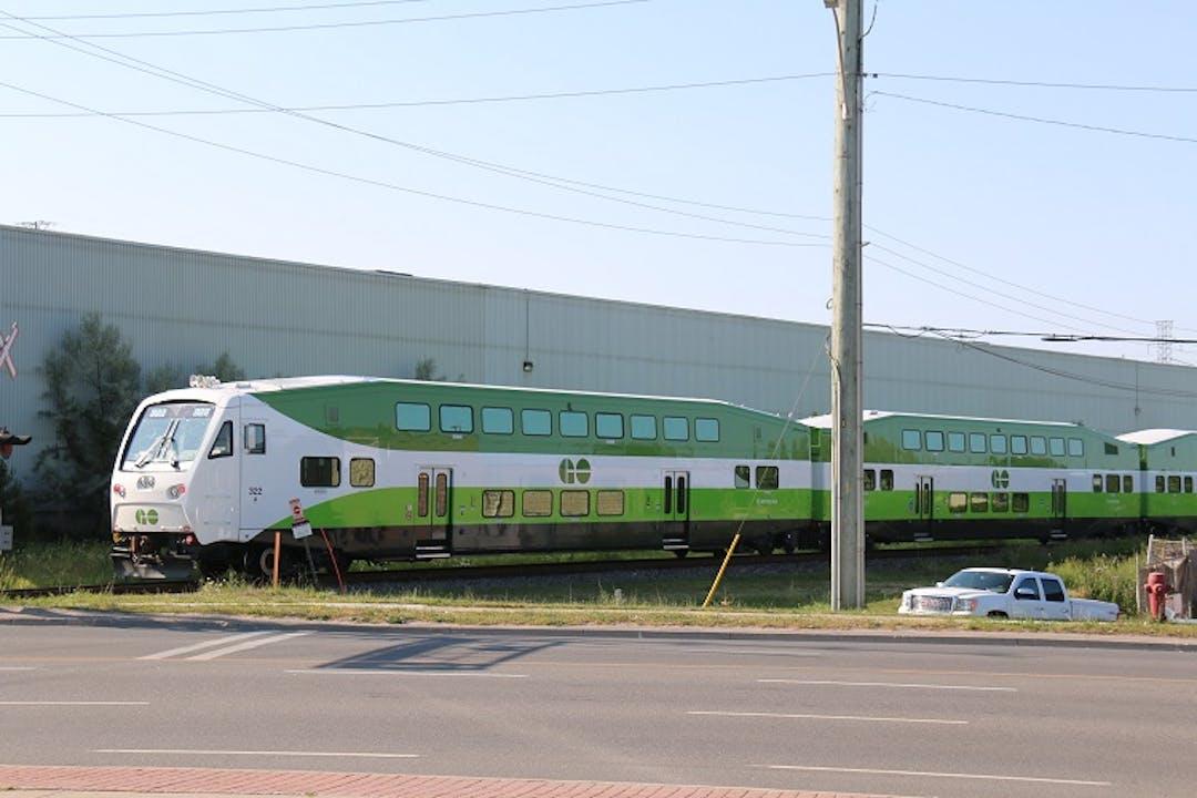 Go train small
