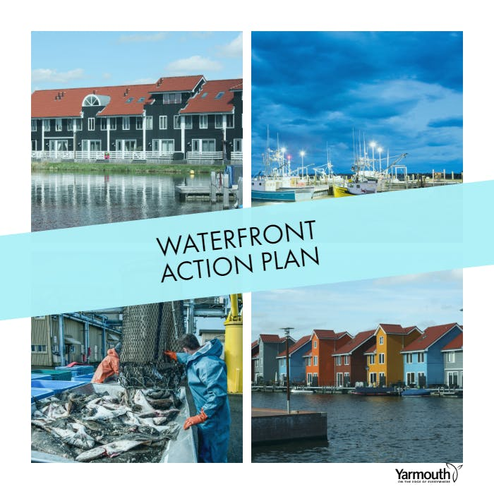 The Waterfront Action Plan was presented to Committee of the Whole on Thursday January 25, 2018. The action plan outlines four (4) goals to be achieved; 1. Proactive Economic Development, we must be our own voice and be actively engaging in conversations to enable growth and business diversity in our area. 2.Nurturing Business, we must support and foster existing business and industry within our area. 3. Create a place for workers and visitors, our working waterfront should be embraced and encouraged  in order to support our workforce, but at the same time we need to nurture tourism. We will find a balance between work and play. 4. Move People and Goods, it is time to focus and advocate strongly for our existing transportation facilities as well as our future needs. We must enable the ready movement of people and goods.
