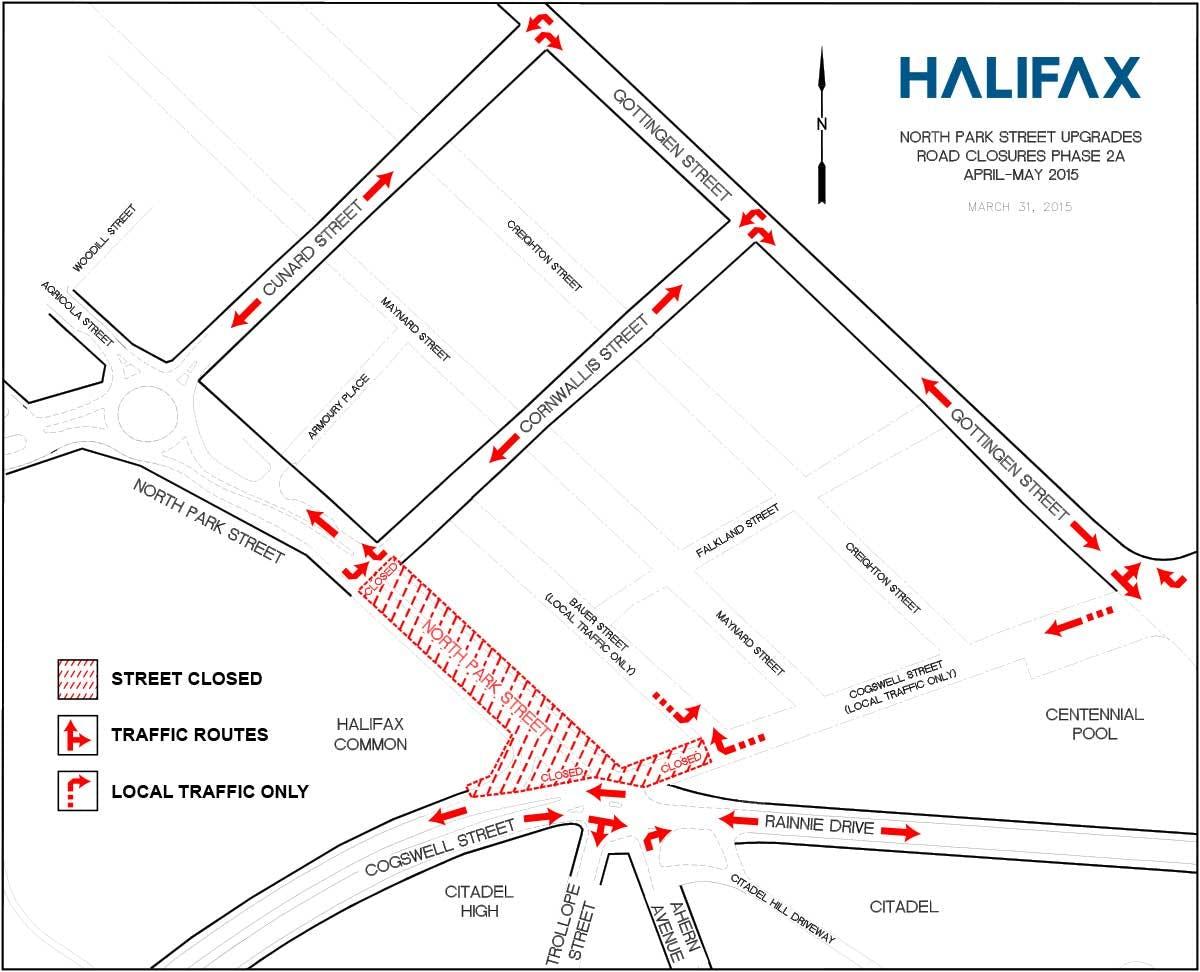 Traffic patterns phase 2 v3