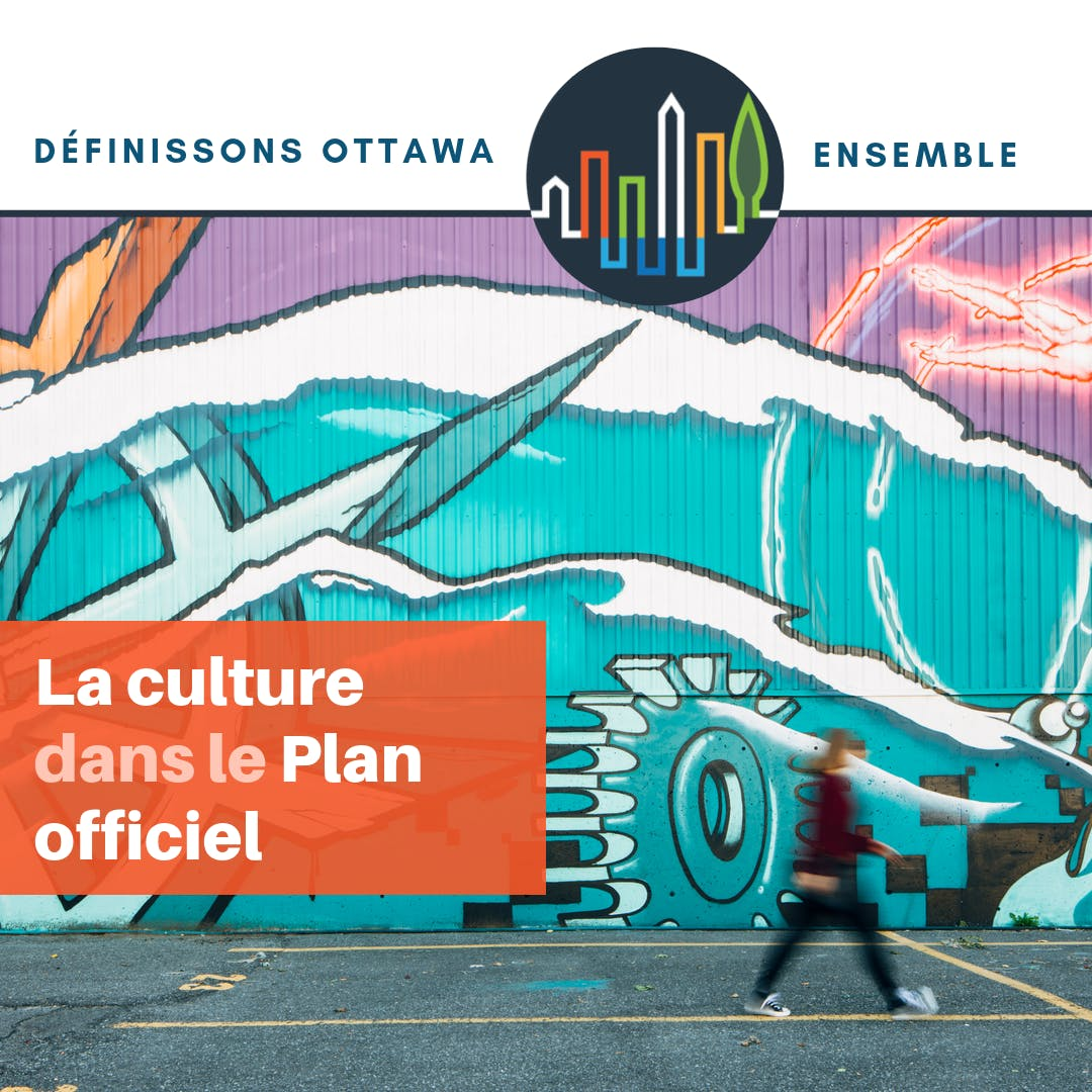 La culture dans le plan officiel