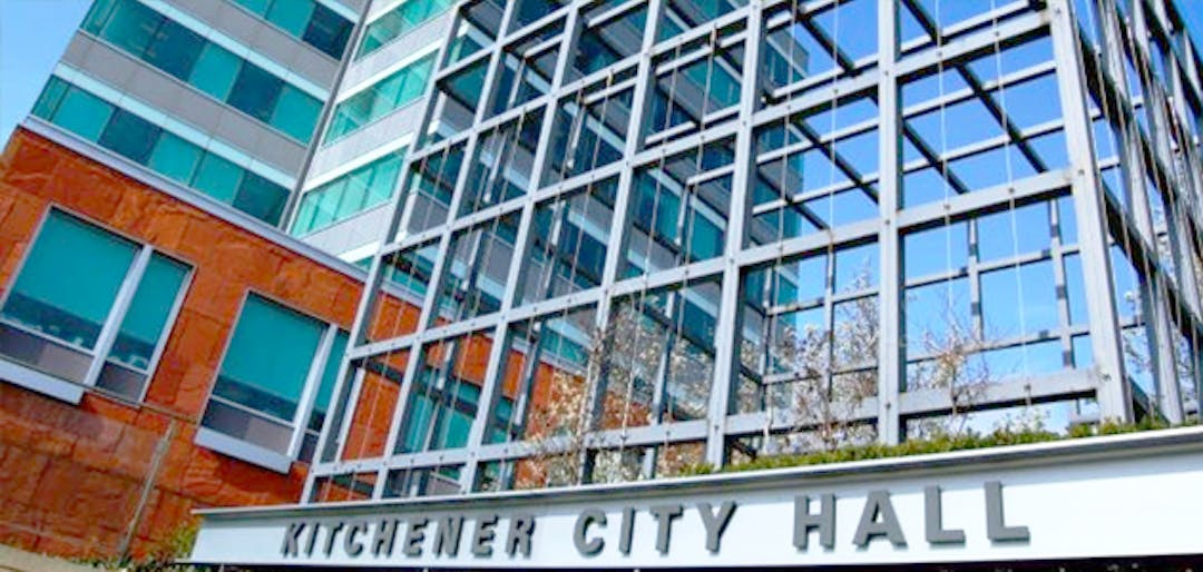 Image of Kitchener's City Hall