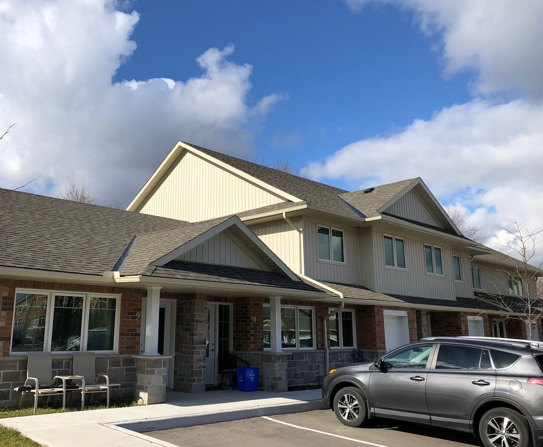 The County of Dufferin's newest rent-geared-toincome