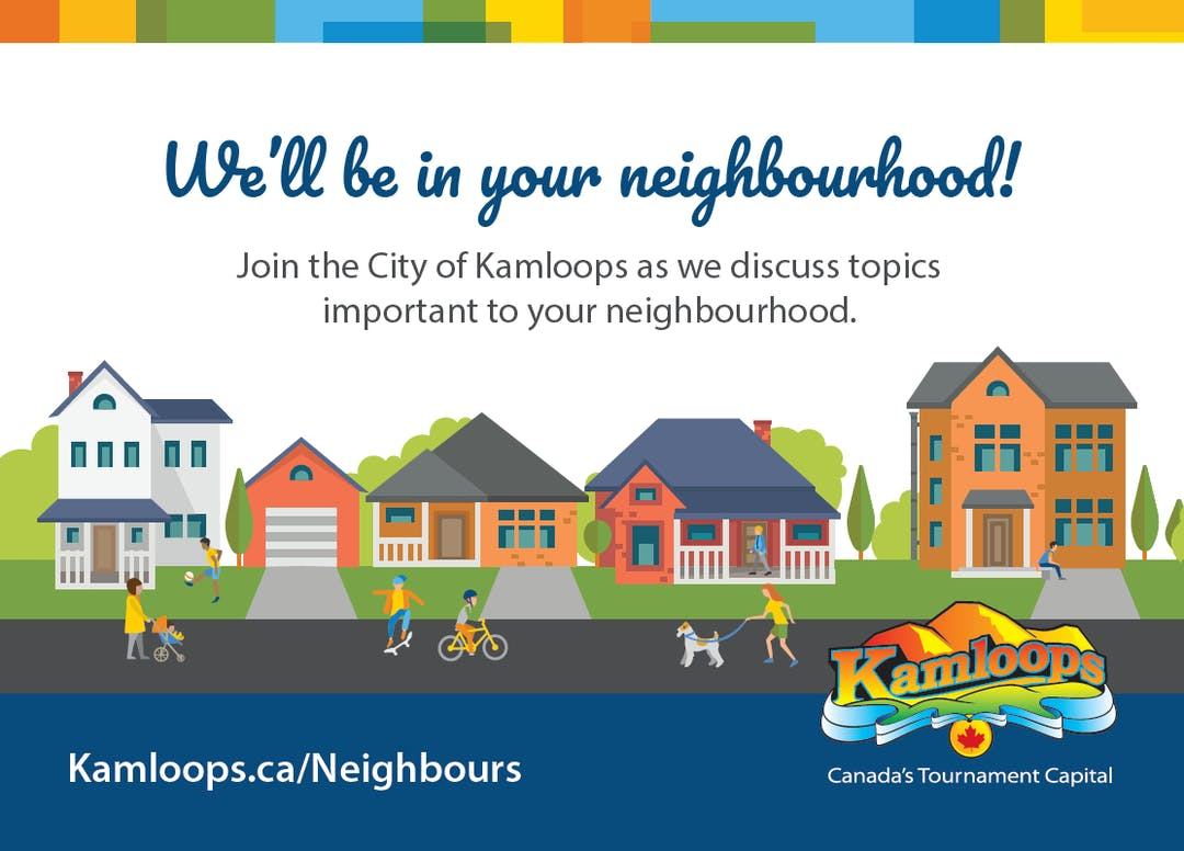 What do you love about your neighbourhood?