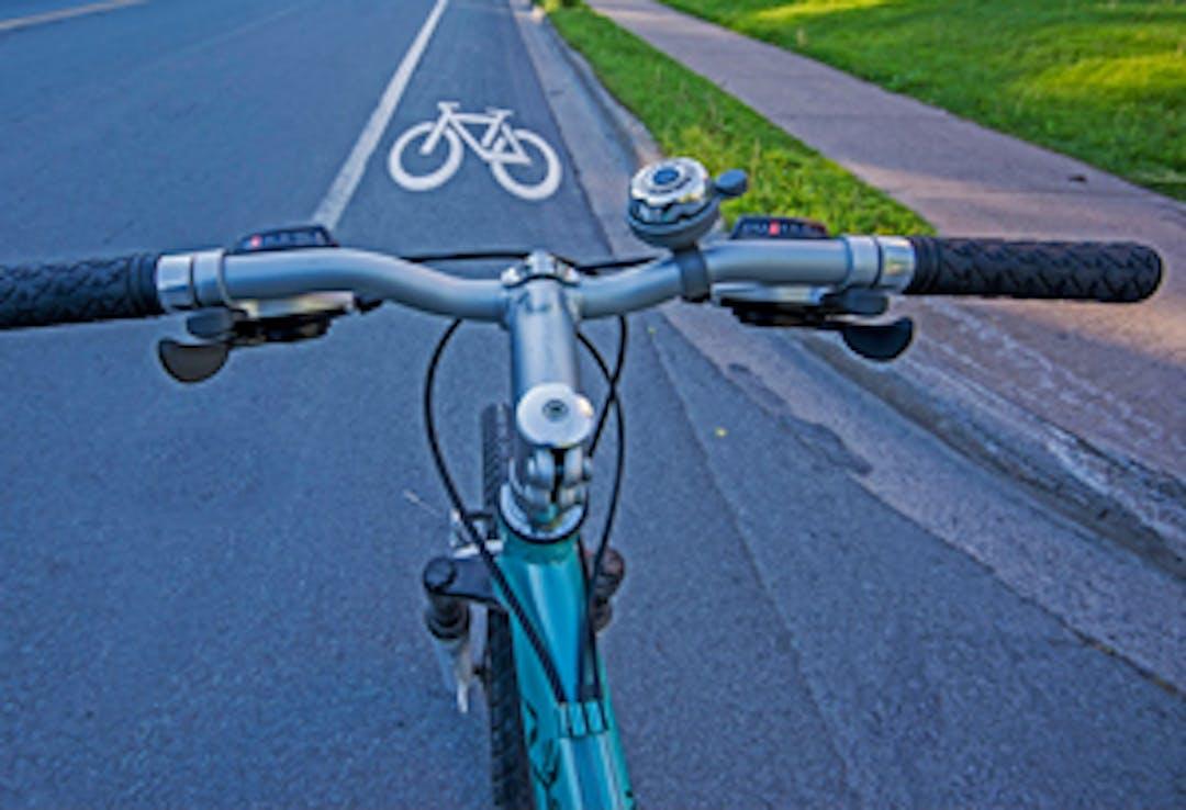 Almon Street Bike Lane