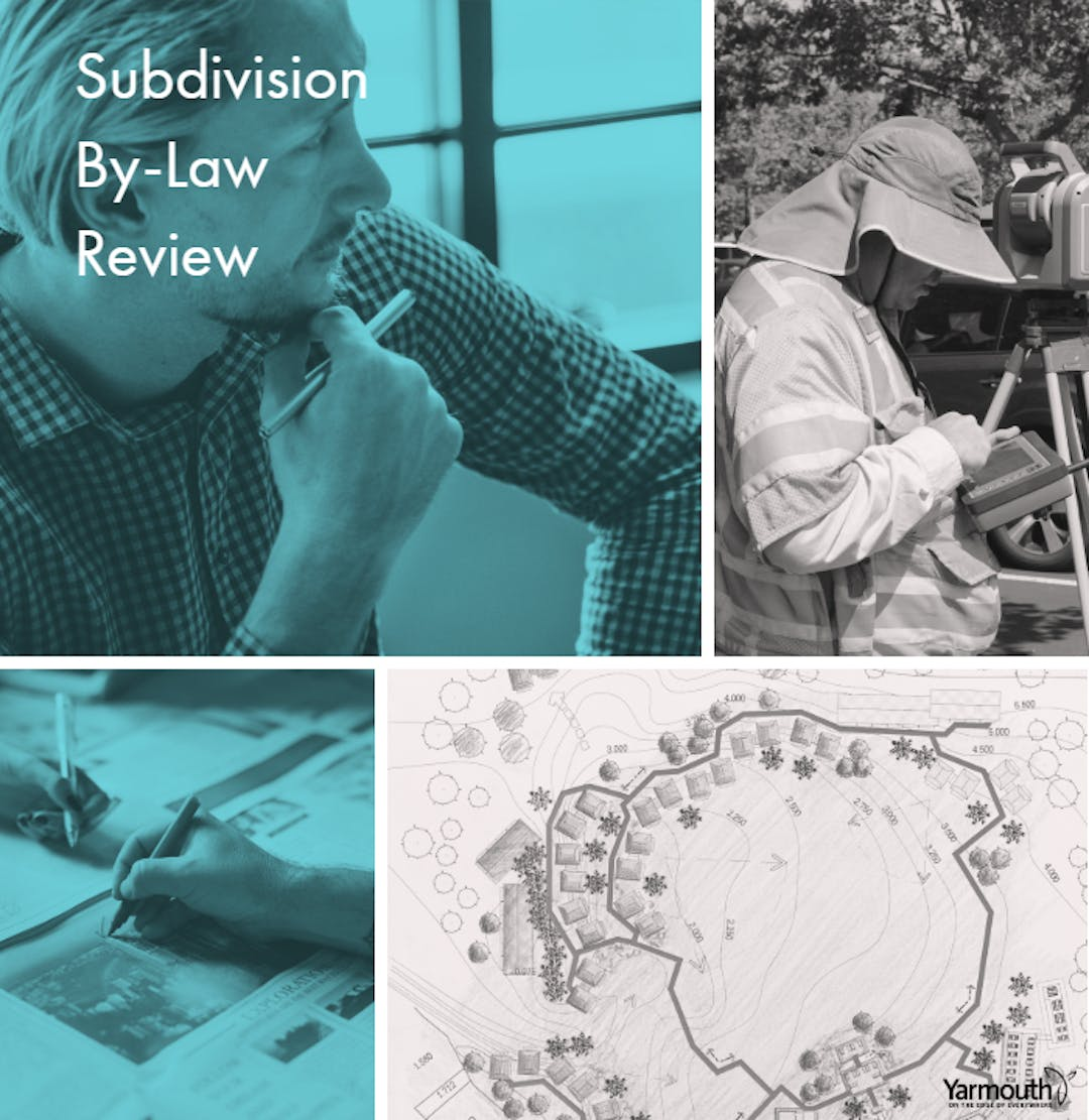 Subdivision by law review project image