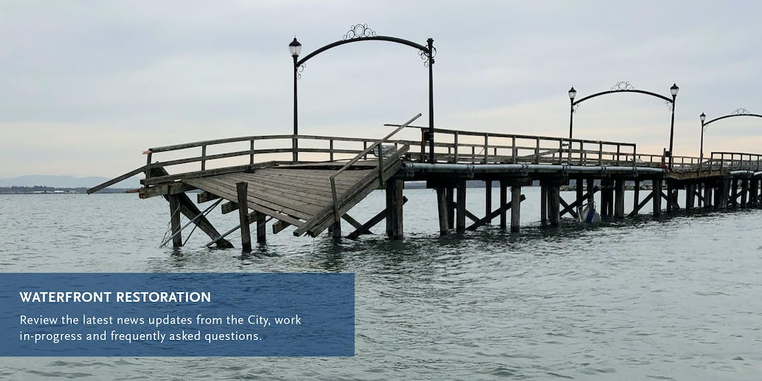 On Thursday, December 20, 2018, a devastating windstorm swept through the City of White Rock that resulted in extensive damage to the Pier, waterfront and boats along the marina. BC Hydro reported it to be the most damaging in the Crown utility's history.