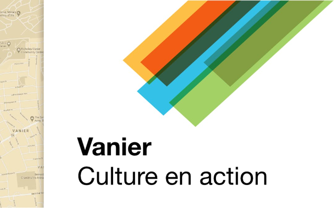 Vanier - Culture en action