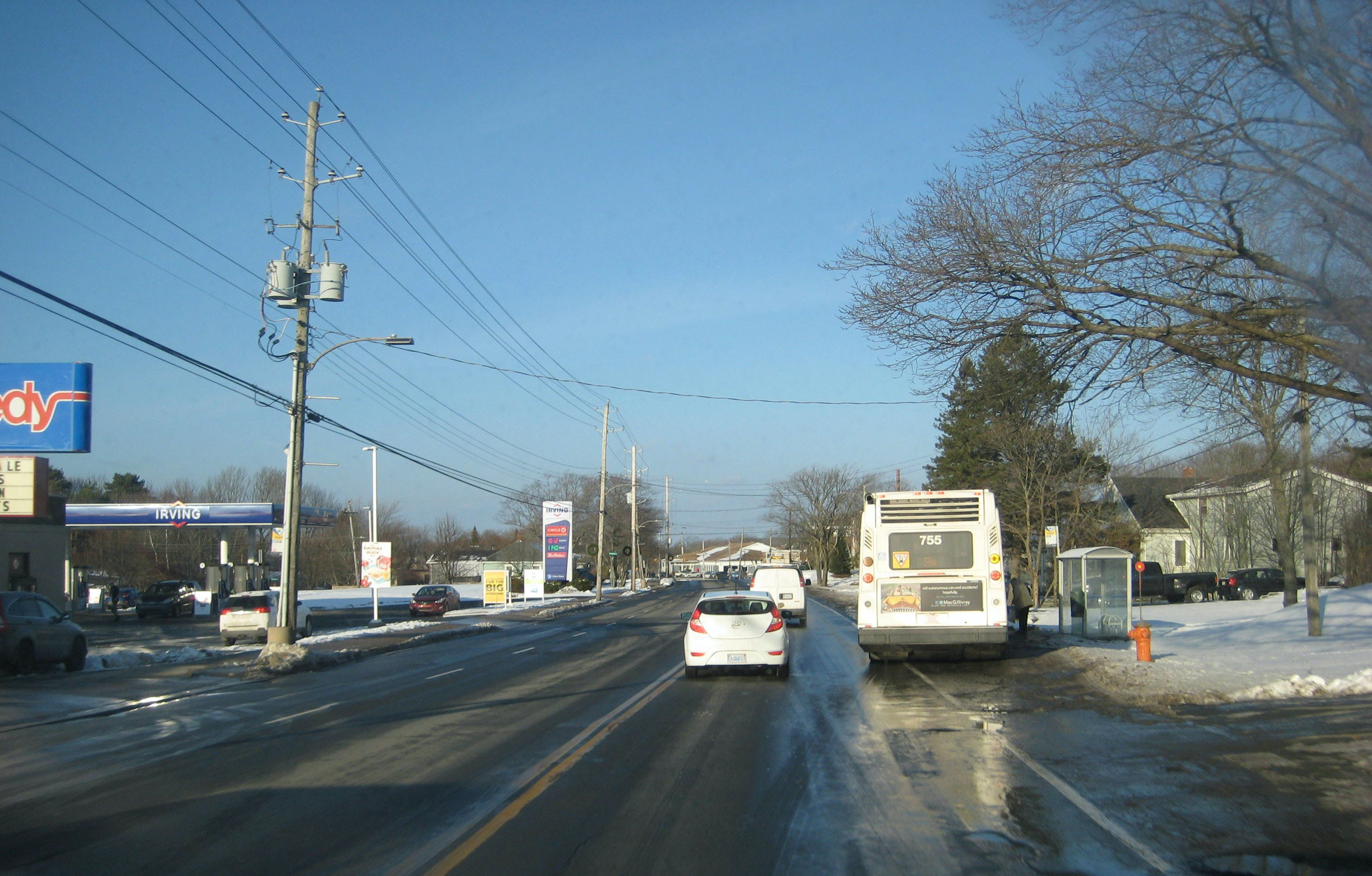 Herring Cove Road - 500 block.