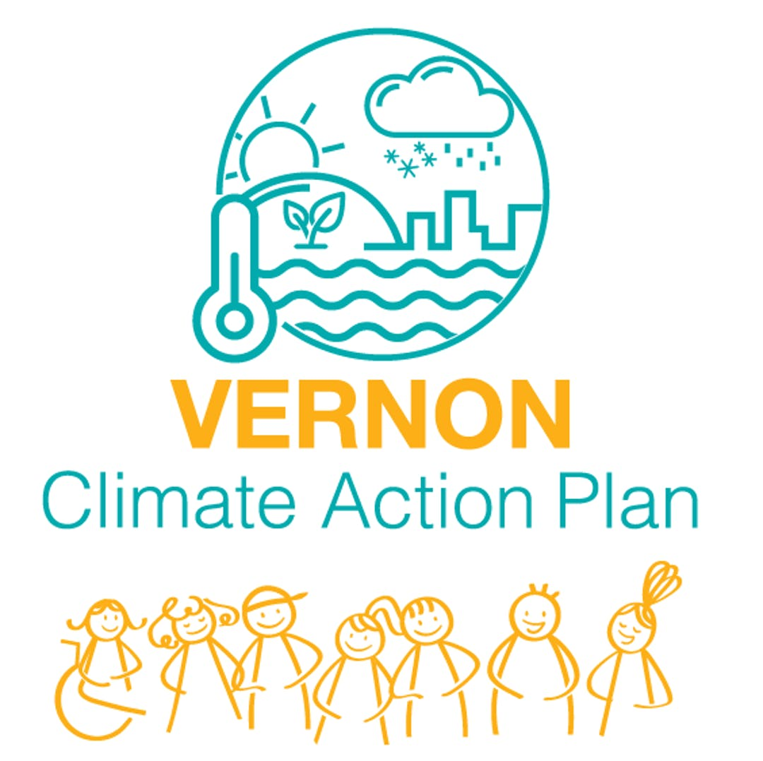 The Vernon Climate Action Plan - community engagement
