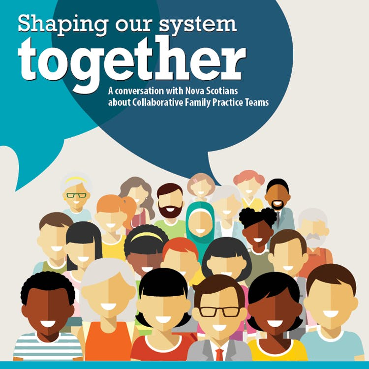 Shaping our system family practice banner engage4health