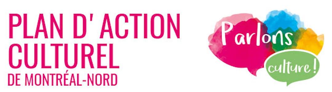 Bandeau plan action culturel rose