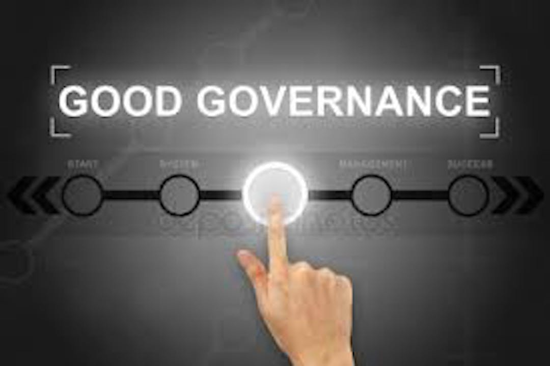 Good governance image