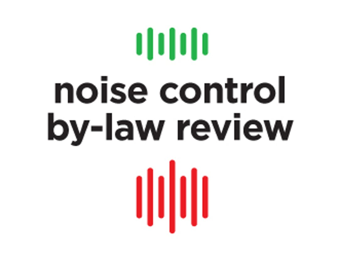 Noise Control By-law Review