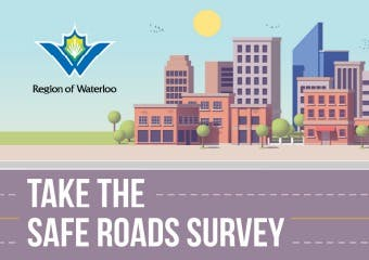 Take the road safety survey.