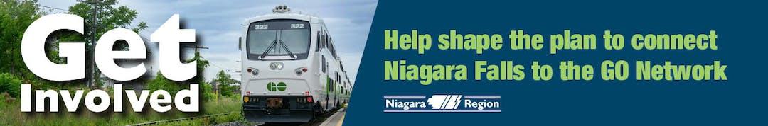 Get Involved - Niagara Region GO