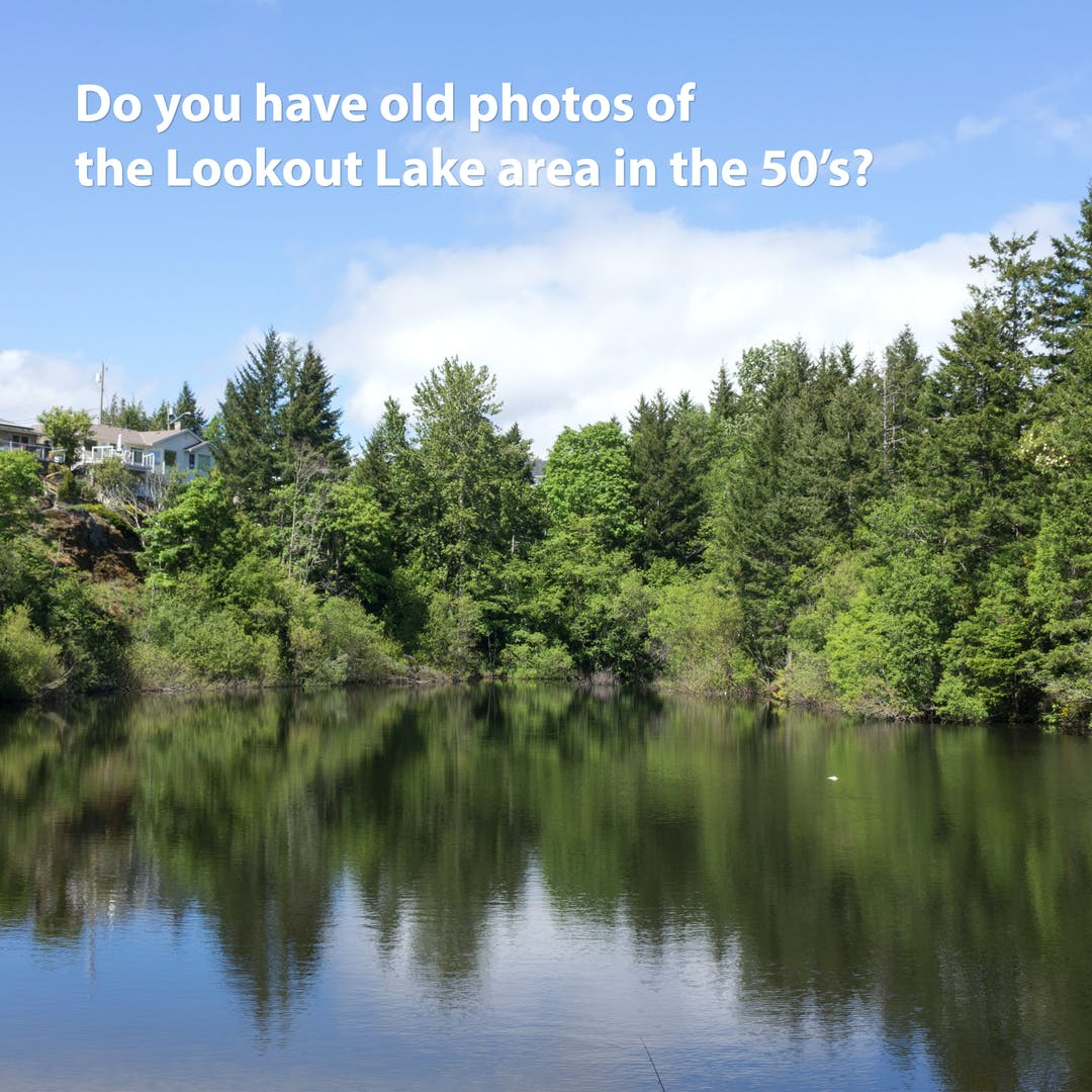 Lookout Lake in Colwood, BC