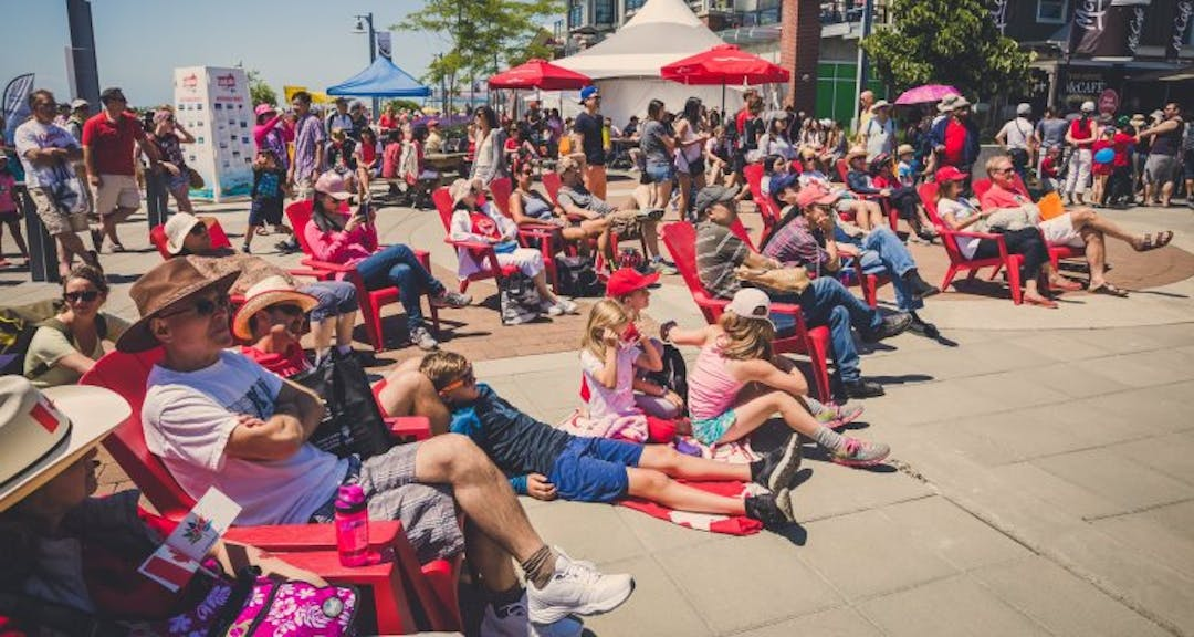 Tell us about your experience at the Steveston Salmon Festival 2019