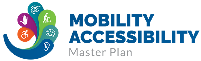 Mobility Accessibility Master Plan logo