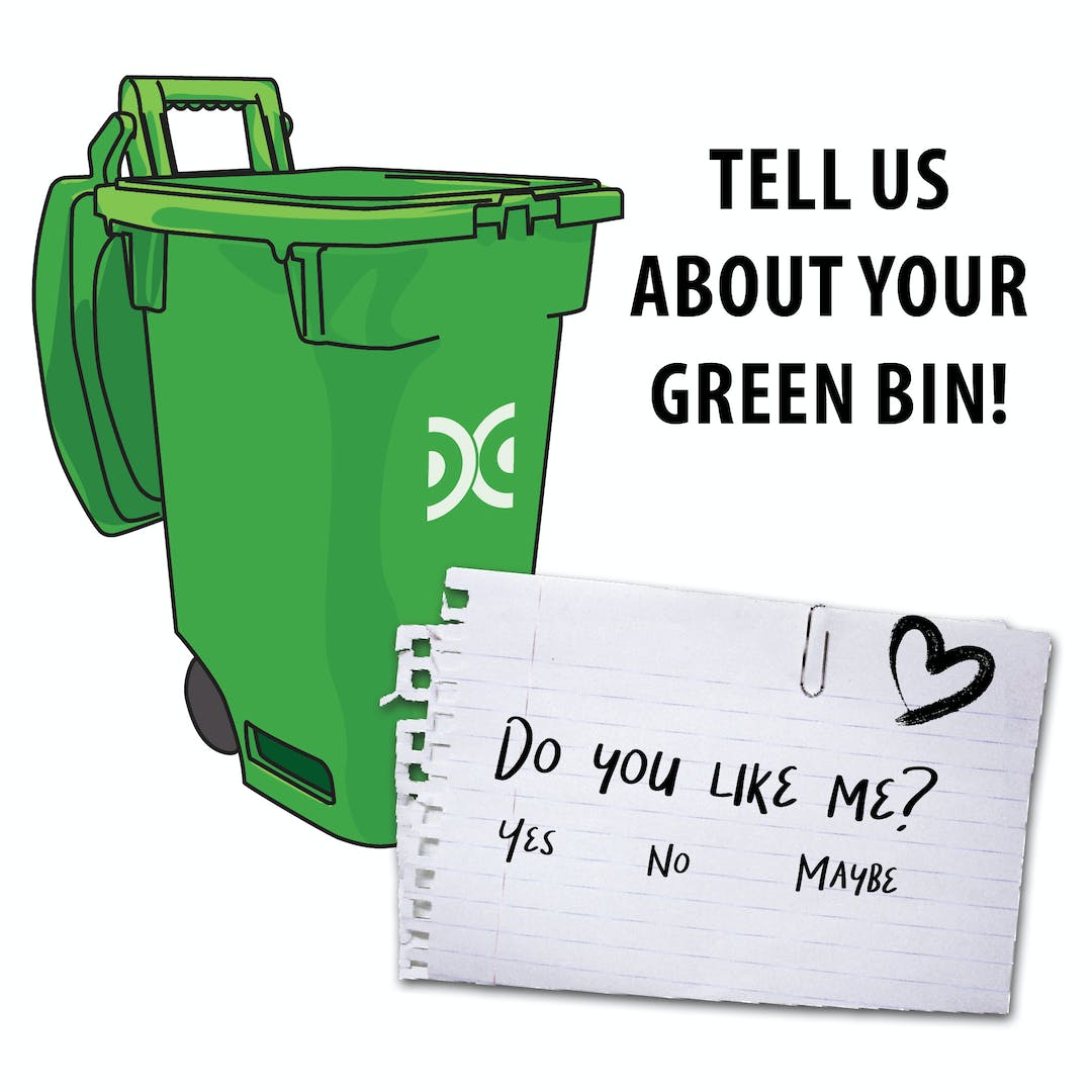 Green bin relationship square
